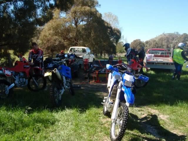 Aussie ride, Orange 2 day adventure PA240001640x480