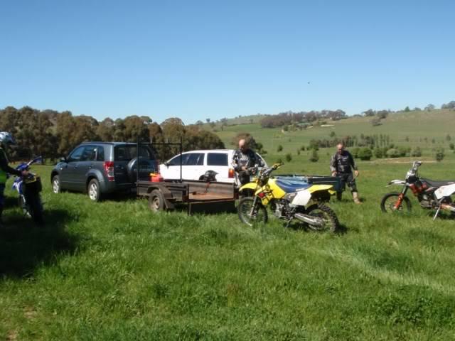 Aussie ride, Orange 2 day adventure PA240002640x480