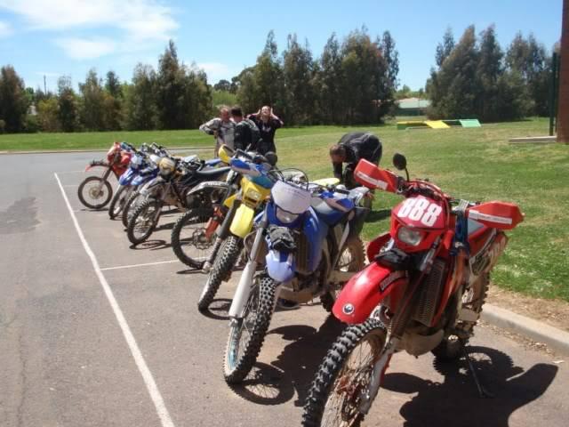 Aussie ride, Orange 2 day adventure PA240004640x480