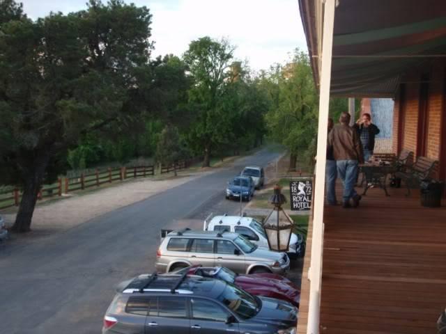 Aussie ride, Orange 2 day adventure PA240021640x480