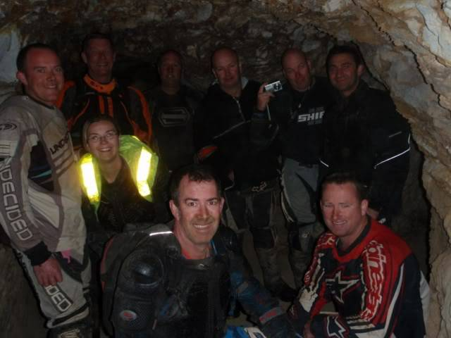 Aussie ride, Orange 2 day adventure PA250048640x480
