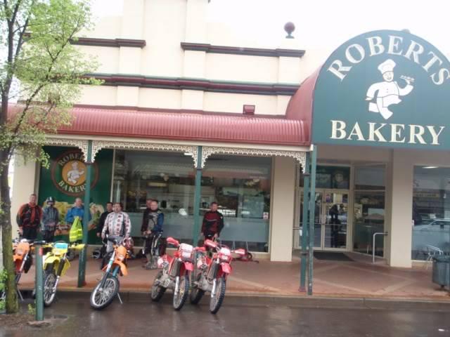 Aussie ride, Orange 2 day adventure PA250051640x480