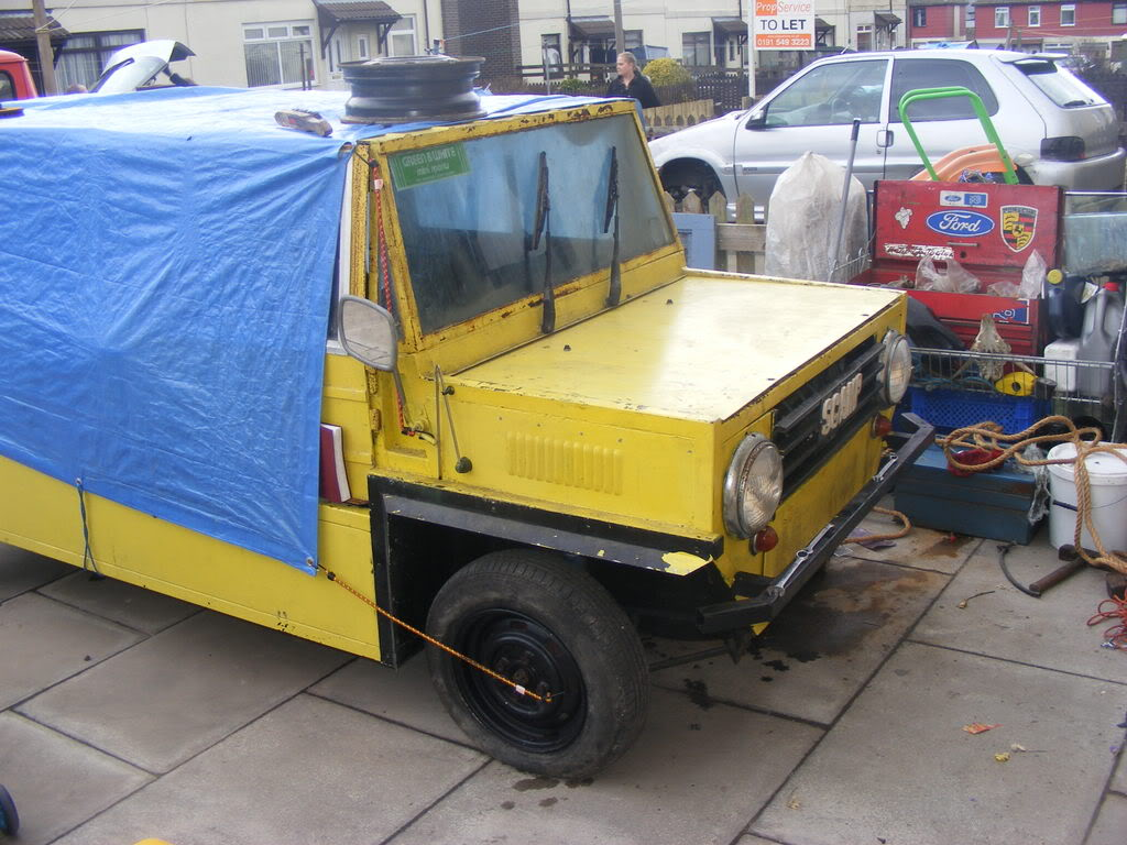 mk 2 scamp yellow hard top project Picture193