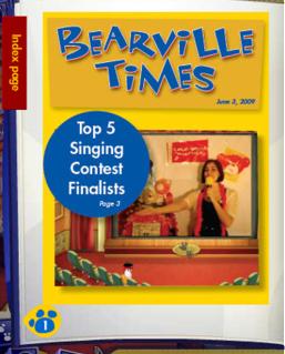 New Bearville Times NEWBVTcover
