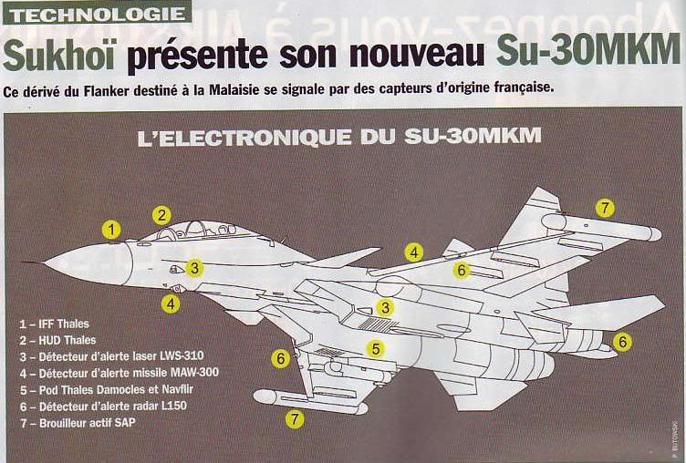 باريس والقاهرة على وشك الإتفاق على 24 مقاتلة رافال وفرقاطة فريم - صفحة 4 Su30MKM2
