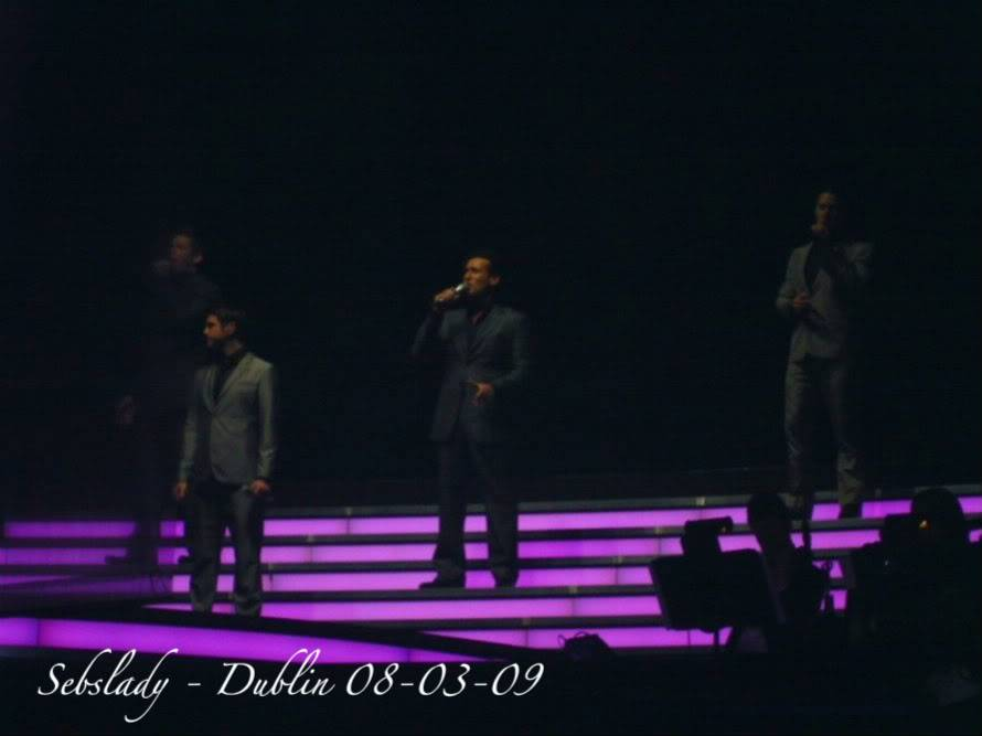The O2 Arena Dublin Mar 8, 2009 BILD0311