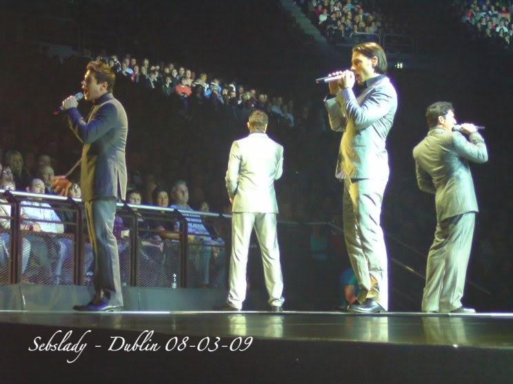 The O2 Arena Dublin Mar 8, 2009 BILD0351