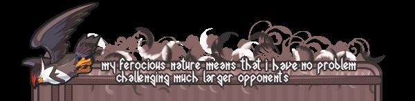 SAO character stuff Staraptor