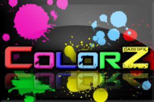 some logos i made Colorz