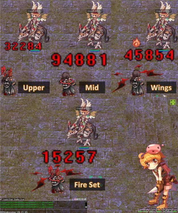 DB Reduction w/ Sets FireSet-1
