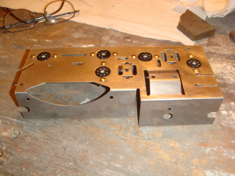 Chassis up rebuild on Stewart Warner tabletop 5 tube SW-8_zps3e20c7bc
