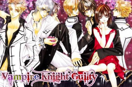 الانمي Vampire Knight , للتحميل والتنزيل , الموسم الاول والثاني       LKKL