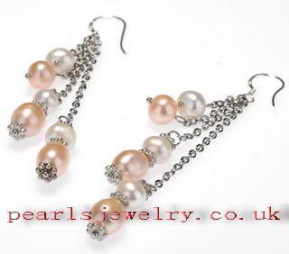 Schimb de materiale 2 Cultured-pearl-dangling-earrings