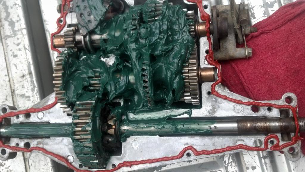 Craftsman LT1000 Mudder Mudder25