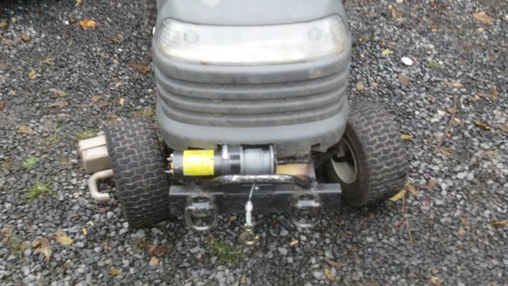 Craftsman LT1000 Mudder Mudder29