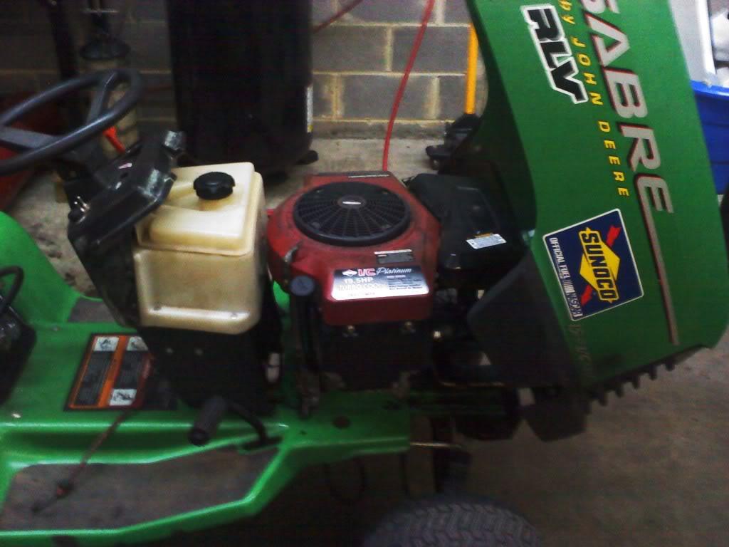 "JD Sabre ""My Big Green Tractor"" Sabre10"