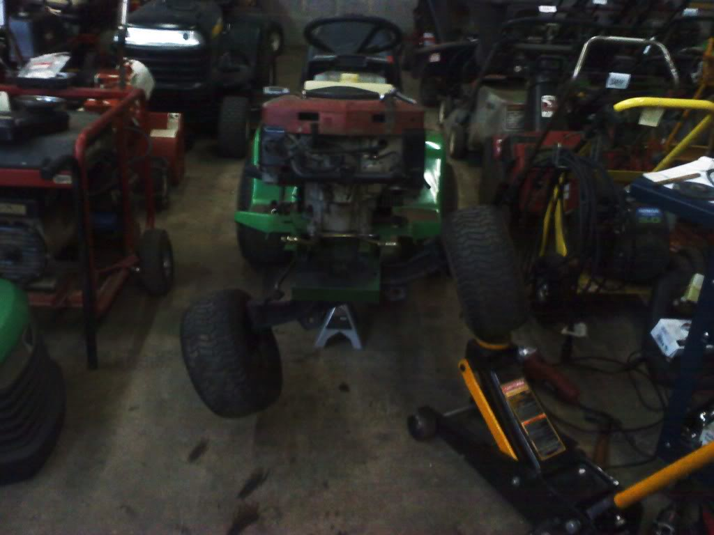 "JD Sabre ""My Big Green Tractor"" Sabre12"