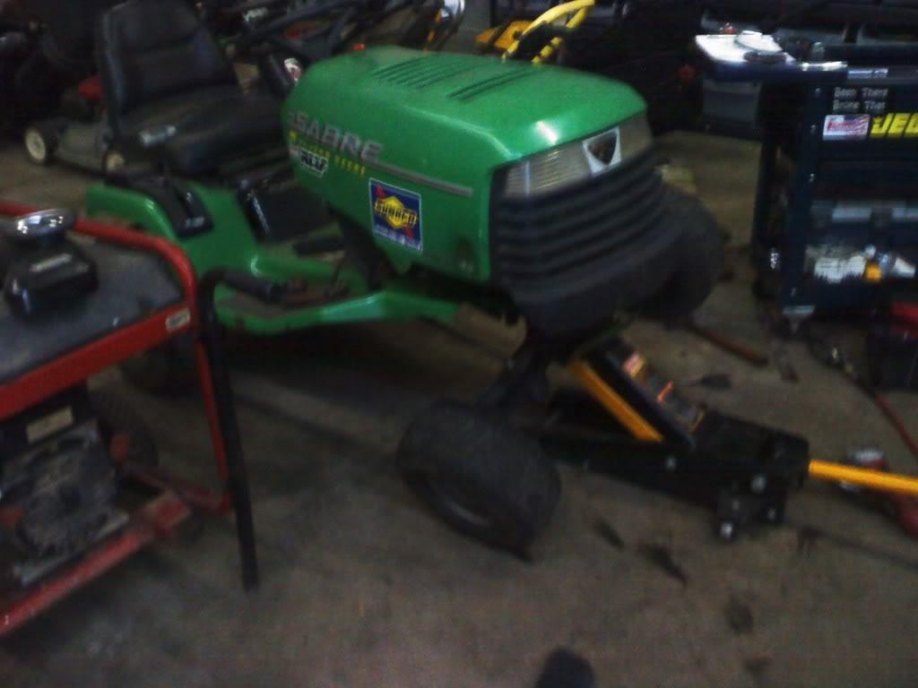 "JD Sabre ""My Big Green Tractor"" Sabre13"