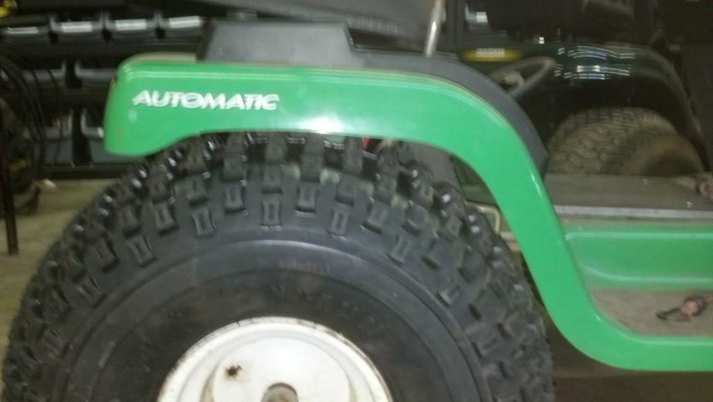 "JD Sabre ""My Big Green Tractor"" Sabre22"