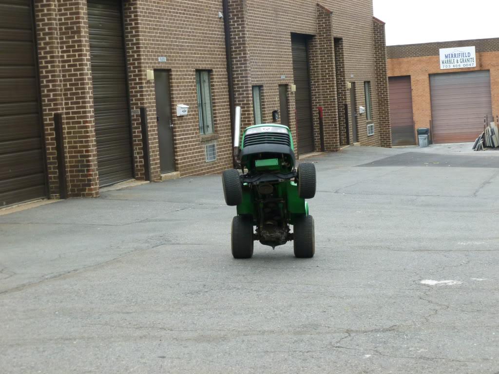 "JD Sabre ""My Big Green Tractor"" Sabre26"