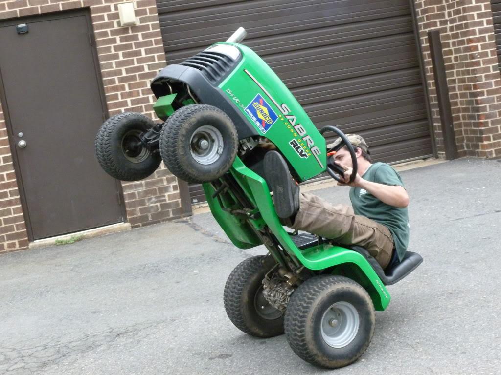 "JD Sabre ""My Big Green Tractor"" Sabre31"