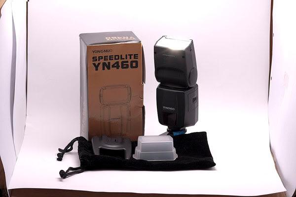Flash Speedlite YN-460 [REVIEW] IMG_2616