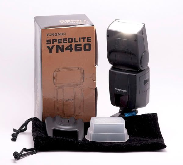 Flash Speedlite YN-460 [REVIEW] IMG_2617