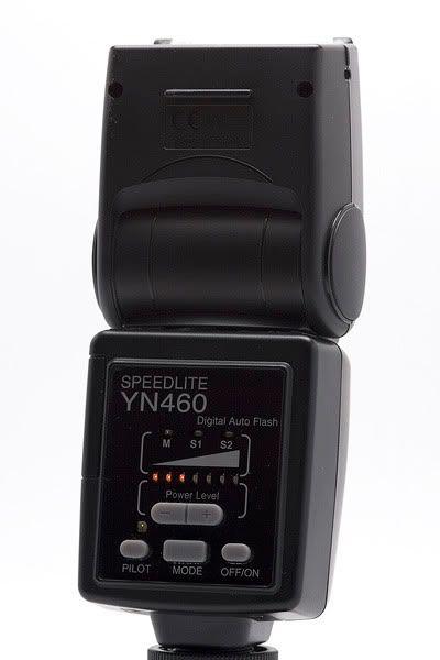 Flash Speedlite YN-460 [REVIEW] IMG_2618