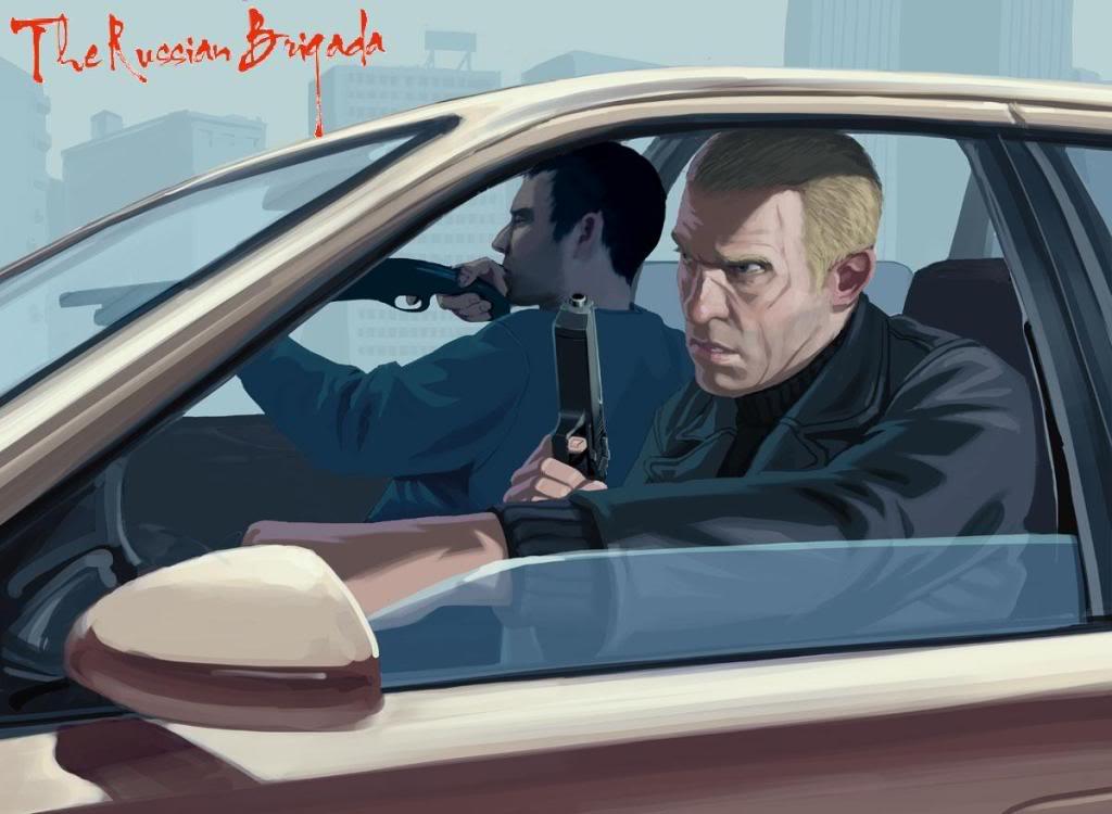 The Russian Mafia :: Brigada ::