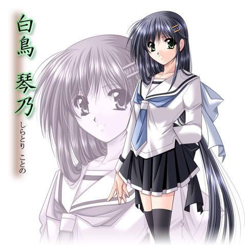 Hana Saotome Bluestudent