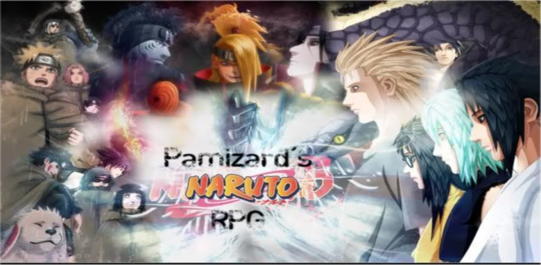Pamizard's Naruto RPG World