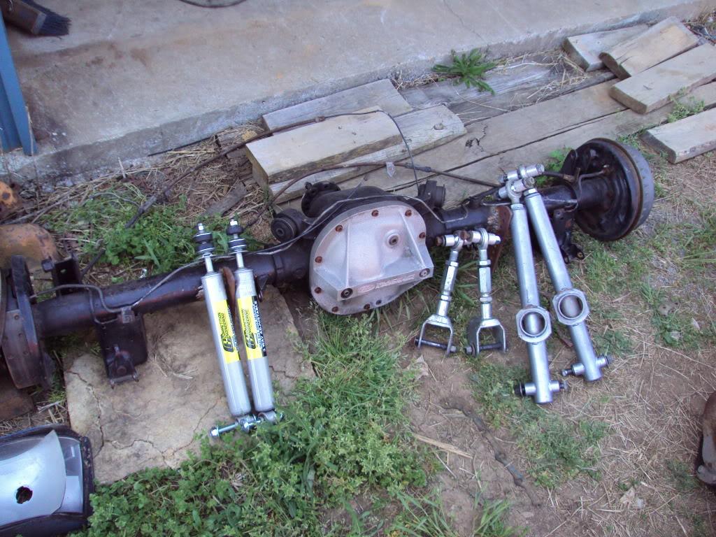 466 bracket build DSC00445