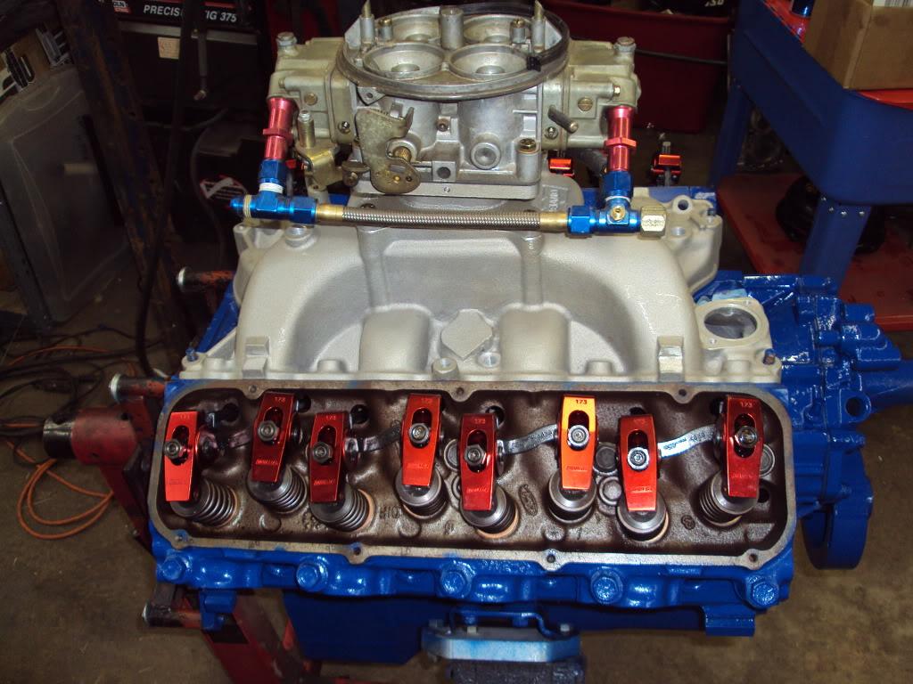 466 bracket build DSC00468