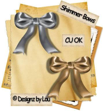 Shimmer Bow - By: Designz By Lou Preview-1