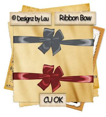 Ribbon Bows - By: Designz By Lou Preview