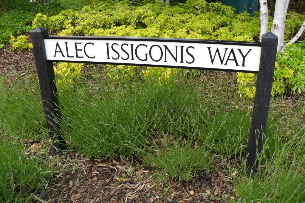 Alec Issigonis Way Unveiled SAM_3301