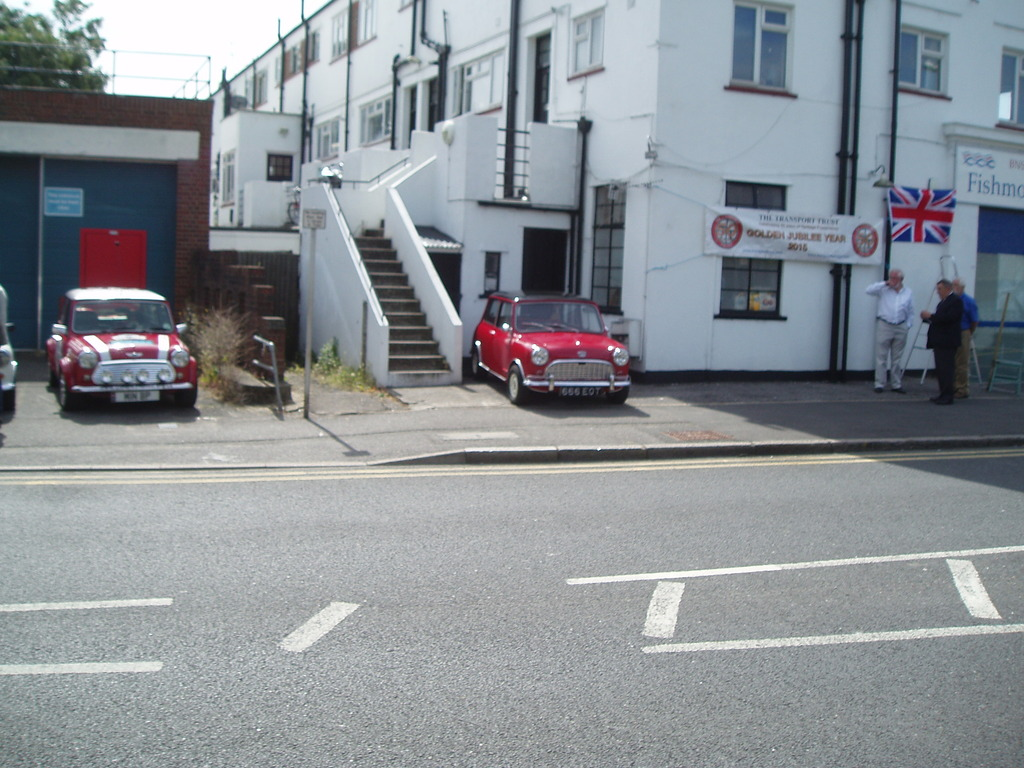 The Cooper Works later The Traffic Police Garage In Surbiton, Surrey - Page 2 Surbiton%20plaque%20010815%20006_zpsqgxm33nk