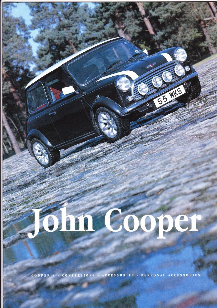 Mini Cooper S Works - 1999 Press Release & Price List S-Works-cat1_zps9dd4f8df