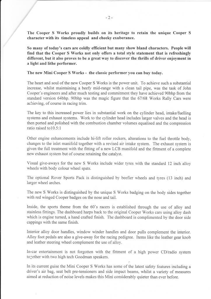 Mini Cooper S Works - 1999 Press Release & Price List S-works-2_zps8ffef3ba