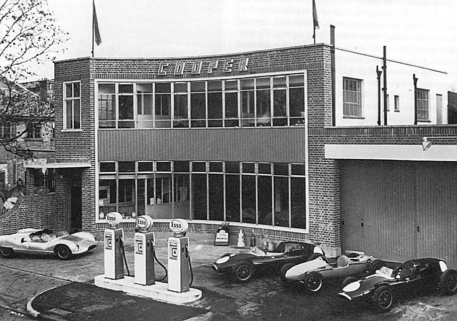 The Cooper Works later The Traffic Police Garage In Surbiton, Surrey Cooper1_zps91788c8c