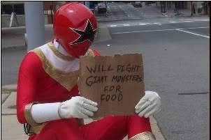 El Estigma del Red Ranger Ala
