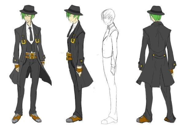 [BlazBlue Continuum Shift][Hazama] C_hazama02