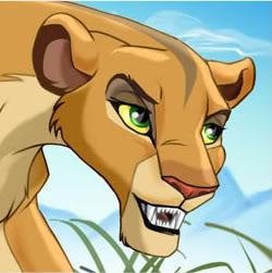 De una feliz vida a una vida de odio y venganza (Taka/Scar Fan-Fic) - Página 3 Lioness_2_by_OmegaLioness-1