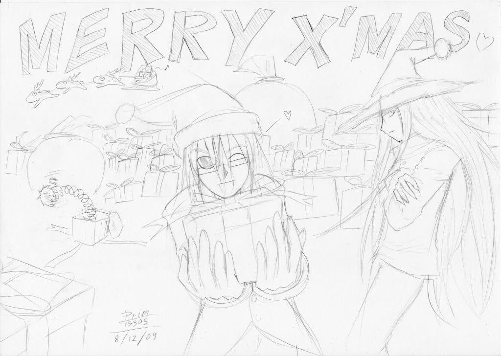 -llll[มาเอาตัวละครมาใส่ชุด ซานตา กันเถอะ]llll-[โพสได้ทุกคน] MerryXmas