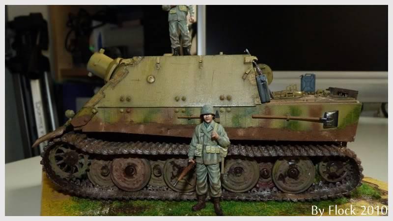 Sturmtiger 1/35 (Tamiya) Phase4001