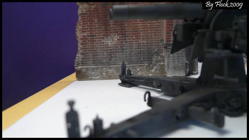 [DRAGON] 88 mm Flak 36/37 - 1:35 mise à jour 16/09/09...peinture terminé ,ruine d'église terminé pour dio... Flak_36_37_dio022