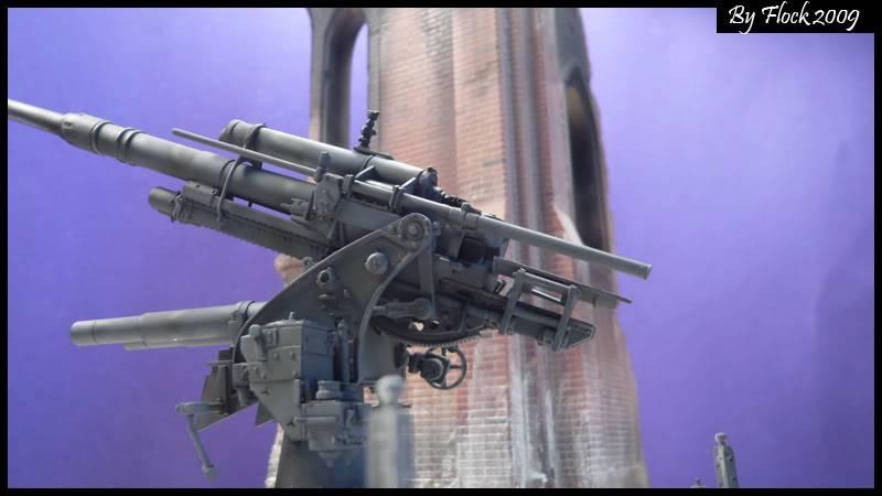 [DRAGON] 88 mm Flak 36/37 - 1:35 mise à jour 16/09/09...peinture terminé ,ruine d'église terminé pour dio... Flak_36_37_dio029