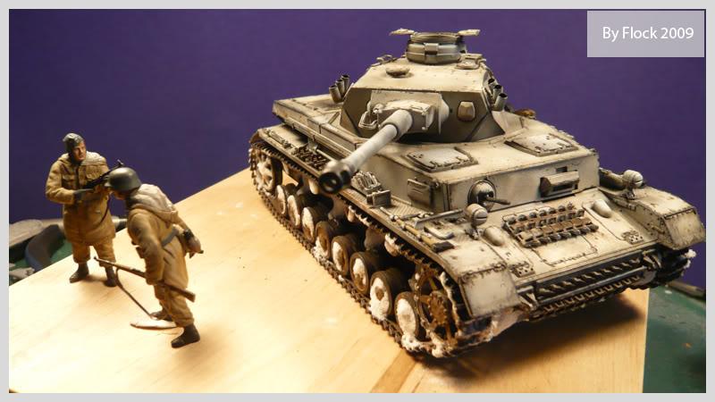 [DRAGON] 1:35 - Panzer IV (Kharkov hiver 43) ...en cours... Kharkov2007