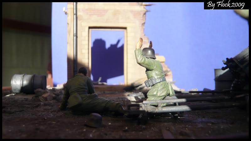 [DIORAMA] ...1945: wir kapitulieren...1:35... Surrender003