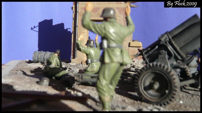 [DIORAMA] ...1945: wir kapitulieren...1:35... Surrender005